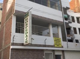 HOSPEDAJE LOMA BLANCA II, guest house in Piura