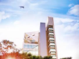 Bluewater Hotel. Taoyuan Airport MRT A18 HSR