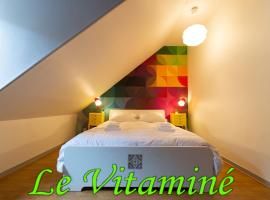 L'APPARTEMENT LE VITAMINE