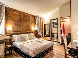 Boutique Relais Barozzi, bed & breakfast i Rom
