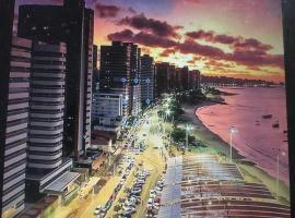 Apartamento Fortaleza - Beira Mar - Mucuripe, hotel near Mucuripe Fish Market, Fortaleza