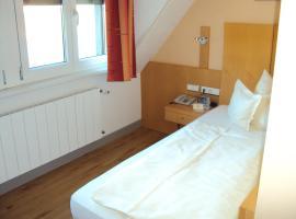 Hotel Alter Kranen, hotell i Würzburg