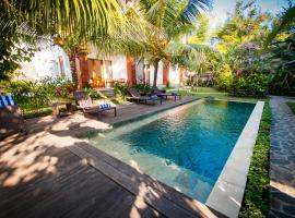 Flamboyant Villa Ubud