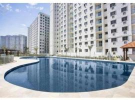 Apartamento confortável - Parque Olímpico