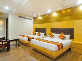 Hotel Grand Uddhav - New Delhi Railway Station