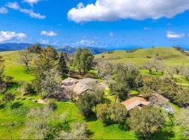 LX 57 Weathertop Rustic Ranch in Carmel with luxury amenities