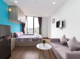 The Art - Tina Hotel and Apartments, apartment in Ho Chi Minh City