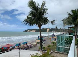 Mar de Ponta Negra, hotel em Natal
