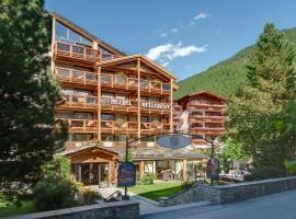 Hotel Bellerive, hotel near Gorner Ridge, Zermatt