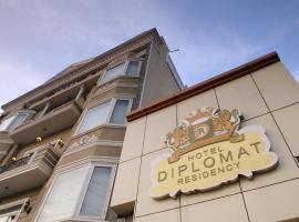 Hotel Diplomat Residency