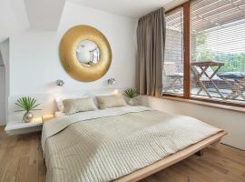 Holečkova apartments – hotel w pobliżu miejsca Willa Bertramka w Pradze