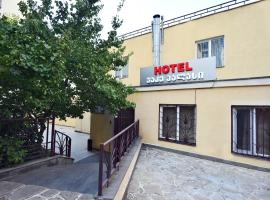 Sandros home, hotel in Tbilisi City