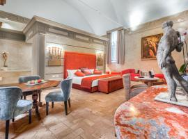 The Radical Hotel Roma, hotell i Roma