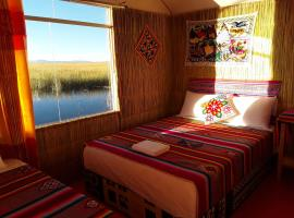 Titicaca Aru Lodge, accessible hotel in Puno