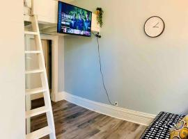 Designer loft apartment- Parkdale Mansion