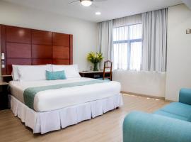 Suites Coben Apartamentos Amueblados, hotel near National Cinematheque, Mexico City
