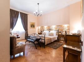 Unique Luxury Rooms