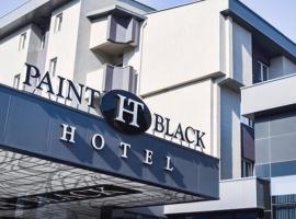 Paint It Black Hotel, hotel u Đevđeliji