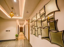 Hotel Ten Square, India, hotel near Mehtab Bagh, Agra