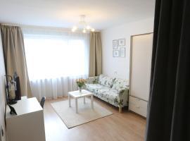 Modern Apartment in Alytus