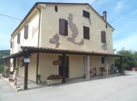 B&B Marcello & Francesca, hotel in Urbino