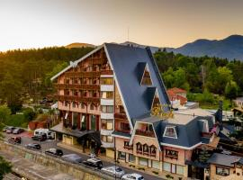 Spa Hotel Rich, hotel in Velingrad