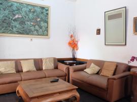 Villa 5 kamar full AC dekat kampus Amikom