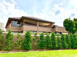 MOUNTAIN VIEW Luxury Villa