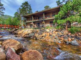 The Inn on Fall River & Fall River Cabins, accessible hotel in Estes Park
