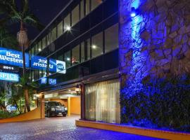 Best Western Hollywood Plaza Inn, hotel perto de Universal Studios Hollywood, Los Angeles