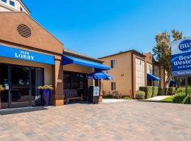 Best Western Royal Palace Inn & Suites, hotel with jacuzzis in Los Angeles