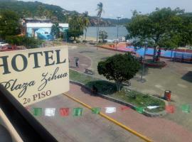 Hotel plaza zihua