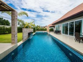 The Ville Jomtien Pool Villa