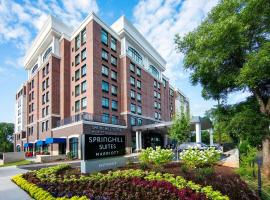 Springhill Suites By Marriott Athens Downtown/University Area, hotel in Athens