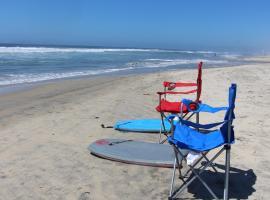 Beach Home Traila
