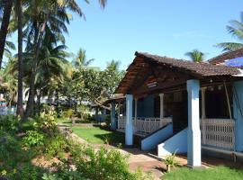 O Camarao, beach hotel in Calangute