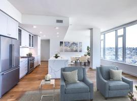 Designer residences tailored for modern city living in Seattle's South Lake Union neighborhood