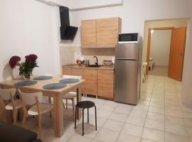 Apartamenty i pokoje Pluszak