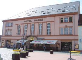 Hotel Paříž