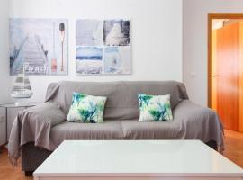 Apartamento con Piscina y Gran Terraza en Canet, hotel in Canet de Berenguer