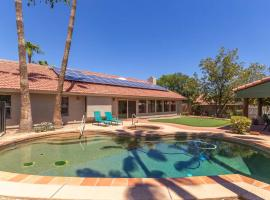 Well Located 4BR Home in Scottsdale