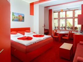 Apartment COLOURS - your 7 colour experience in centre of Prague