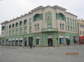 Zgrada Hotela Zeleni Venac