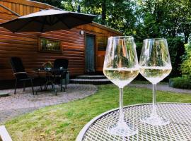 Cedar Cottage Veluwe, accommodation in Ermelo