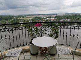 Riverine Emerald Condominium, pet-friendly hotel in Kuching