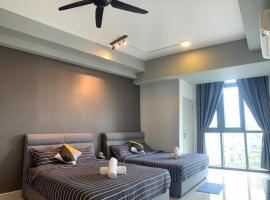 Vivo suite @ KLCity