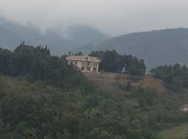 Villa in nature