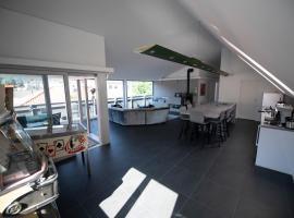 Dachgeschoss Designer-Loft Arlberg - Montafon