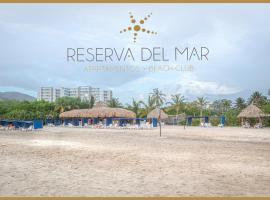 RESERVA DEL MAR BEACH CLUB Rodadero Santa Marta