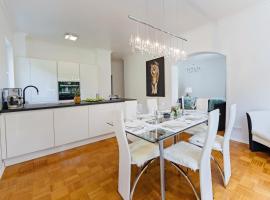 Family Apartment in Baden-Baden's City Centre